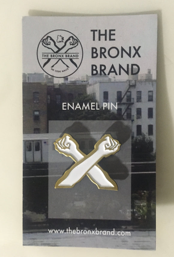 The Bronx Brand X Pin | The Bronx Brand