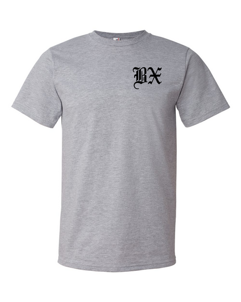 Old English BX Tee - The Bronx Brand - T Shirt The Bronx Brand BX Bronx Clothing From The Bronx Bronx Native The Get Down
