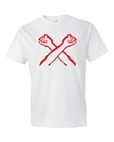 The X Big Logo T-Shirt | The Bronx Brand - The Bronx Brand