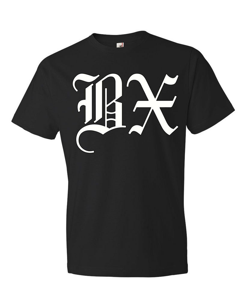 Old English BX T-Shirt - The BX Tee