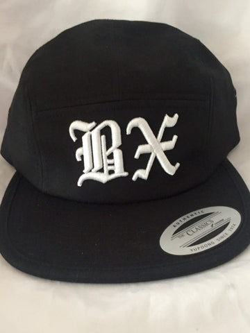 BX Old English 5 Panel - The Bronx Brand - Hats BX Bronx Clothing From The Bronx Bronx Native The Get Down