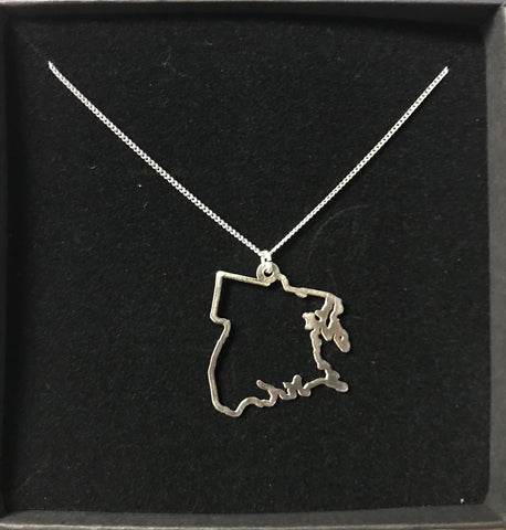 The Bronx Sterling Silver Necklace