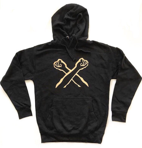 The X Hoodie | The Bronx Brand
