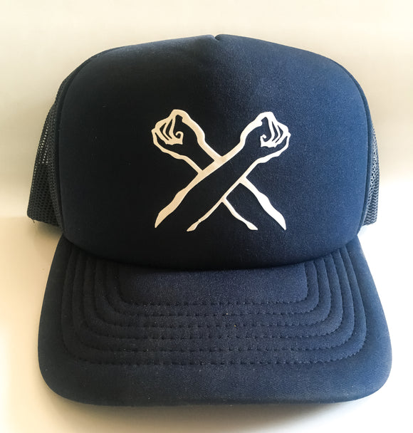 The Bronx Brand Foam Trucker Dad Hat