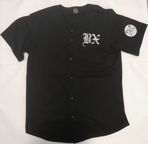 BX Baseball Jersey The Bronx Brand Jersey Bronx Clothing From The Bronx Bronx Native The Get Down