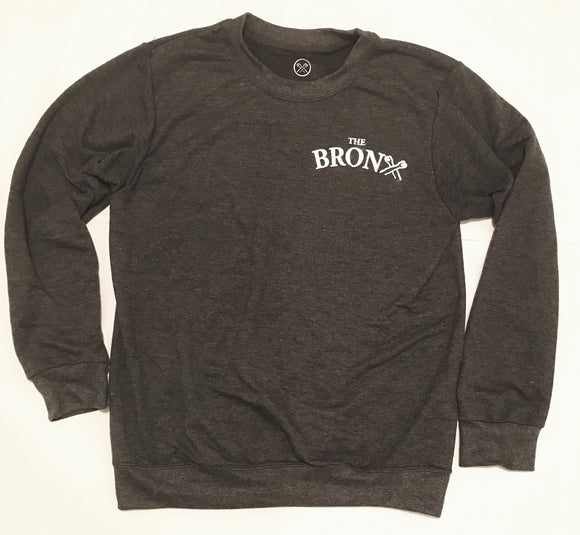 The Bronx French Terry Sweater |The Bronx Brand - The Bronx Brand