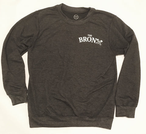 The Bronx French Terry Sweater - The Bronx Brand - Sweatshirt - The Bronx Brand BX Bronx Clothing From The Bronx Bronx Native The Get Down
