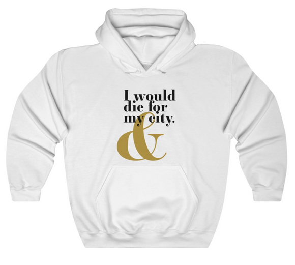 For My City Hoodie | The Bronx Brand