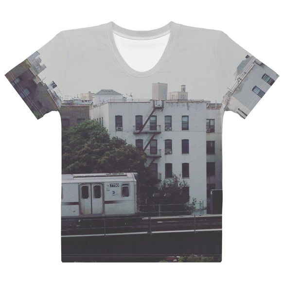The Bronx Neighborhood All-Over T-Shirt - The Bronx Brand