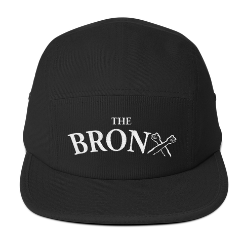 The Bronx 5 Panel Snapback Hat BX Bronx Clothing From The Bronx Bronx Native The Get Down