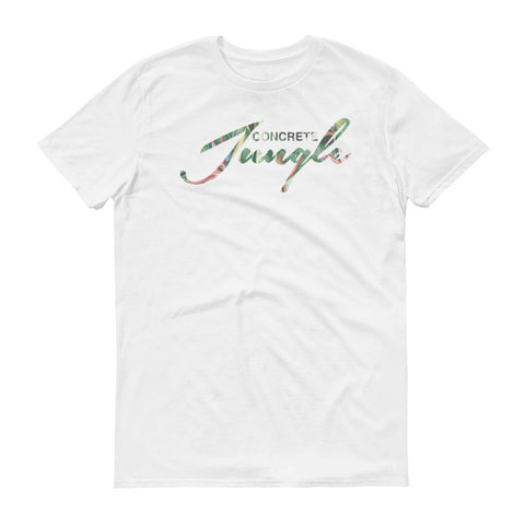 Concrete Jungle Tee The Bronx Brand - t shirt Bronx Clothing From The Bronx Bronx Native Hip Hop