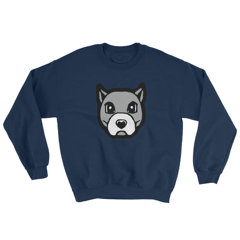 Rocky The Bronx Pitbull Sweatshirt | The Bronx Brand