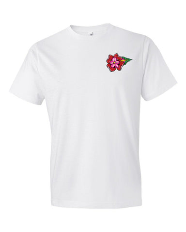 Traditional Quest Rose Short sleeve t-shirt