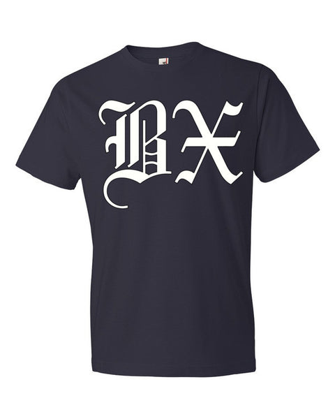 Old English BX T-Shirt - The BX Tee - The Bronx Brand - T Shirt BX Bronx Clothing From The Bronx Bronx Native The Get Down Hip Hop