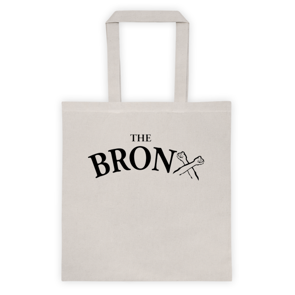 The Bronx Tote bag - The Bronx Brand - Bag - The Bronx Brand BX Bronx Clothing From The Bronx Bronx Native The Get Down