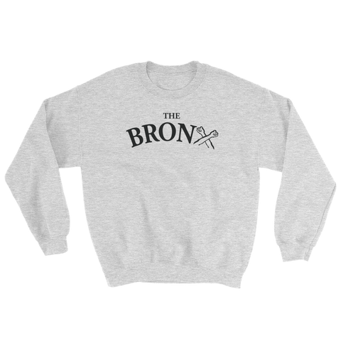 The Bronx Sweater Sweatshirt Track suit BX Bronx Clothing From The Bronx Bronx Native The Get Down
