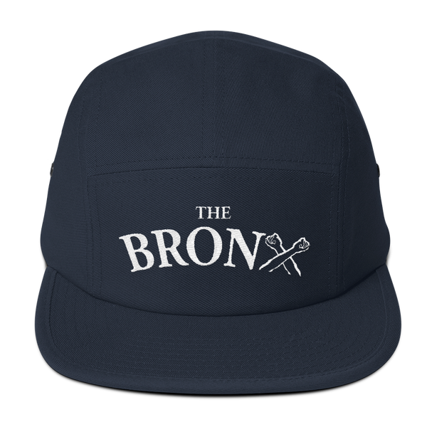 The Bronx 5 Panel Snapback Hat BX Bronx Clothing From The Bronx Bronx Native The Get Down Hip Hop