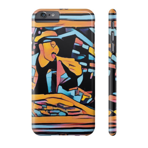 Pizza Art Phone Case - The Bronx Brand - Phone Case - Johnny Cage aka Death Quest Bronx Art BX Bronx Clothing From The Bronx Bronx Native The Get Down