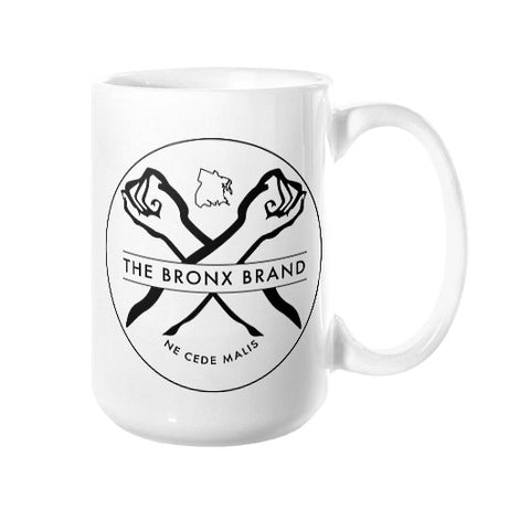 The Bronx Brand Coffee Mug - The Bronx Brand - Mug - The Bronx Brand BX Bronx Clothing From The Bronx Bronx Native The Get Down Hip Hop