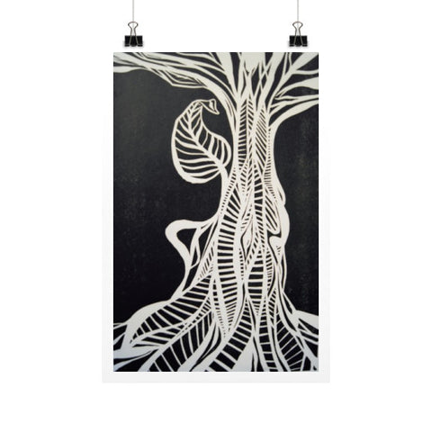Tree of Life Poster - The Bronx Brand - Poster - Nara Tiang