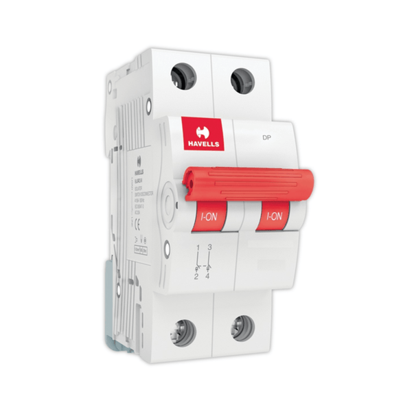 Havells MCB ISOLATOR (Switching Devices) DP