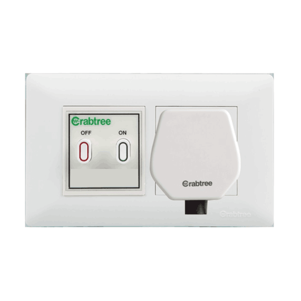 Havells Crabtree Athena 20A Power Unit Athena ACAO202504
