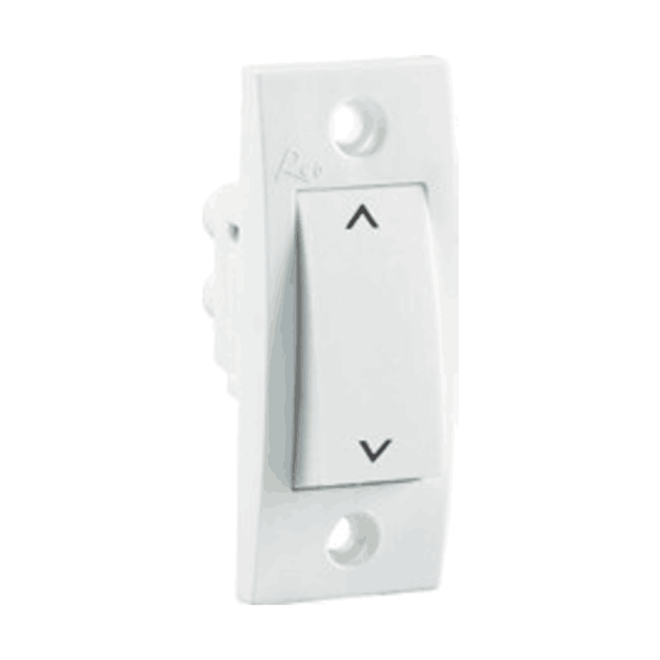 Havells Reo 6A Two Way Switch - AHESXXW062