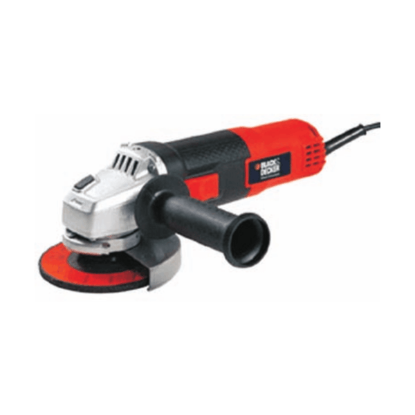 Black & Decker 100mm  Small Angle Grinder G720R  (820 W, 11000 rpm)