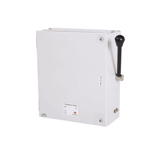 Havells Four Pole Onload Changeover Switch