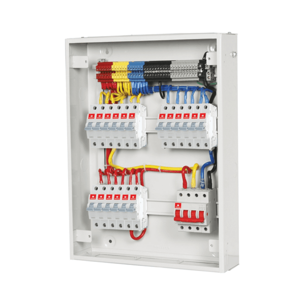 Havells TP&N Prewired (with cable end box) Distribution Board