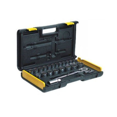 Stanley 26 Pc 1/2 Drive 12 Point Socket Set – 86-478