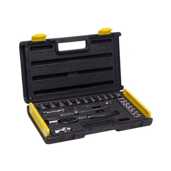 Stanley 24 Pc 3/8 Drive Metric Socket Set – 1-89-035