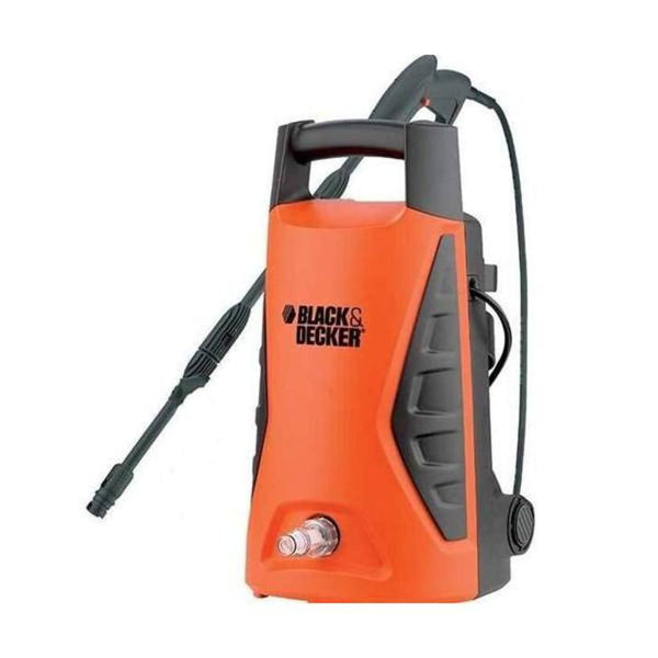 Black & Decker Pressure Washer PW1370TD (1370 W, 100 Bar)