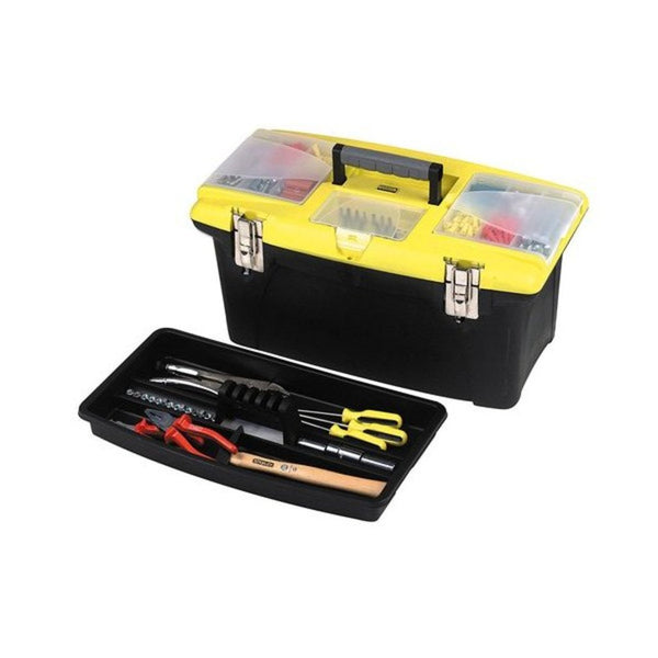 Stanley 480mm/19 Plastic Tool Box 92-906 (486x270x237 mm)