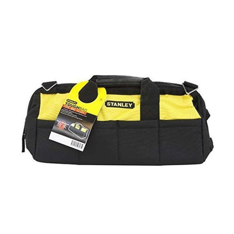 Stanley Water-Proof Nylon Tool Bag – Medium 93-224 (450x230x300 mm)