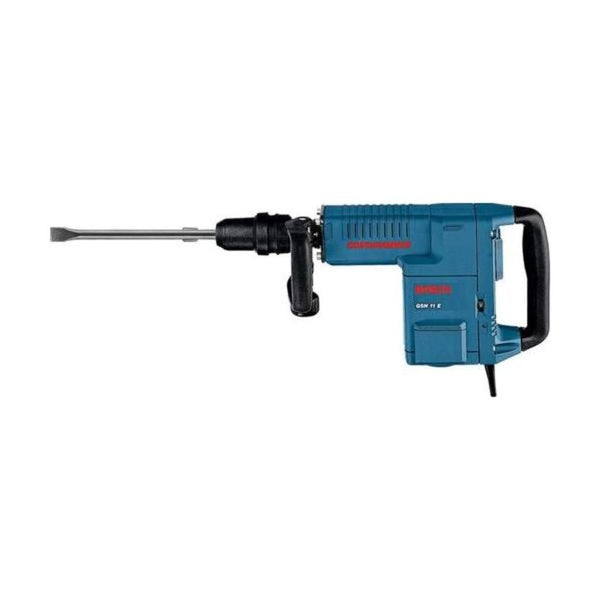 Bosch Demolition Hammer GSH 11 E (1500 W, 10.1 kg, 900 – 1890 bpm)