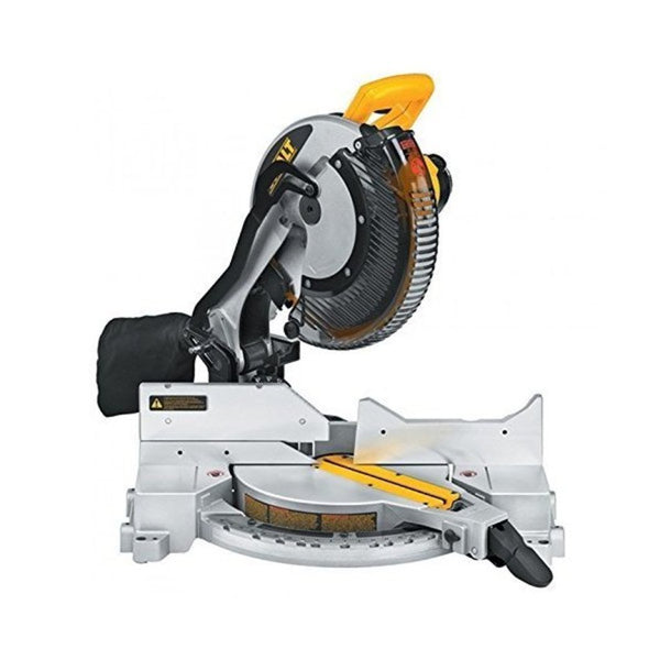 Dewalt 305mm Single Bevel Mitre Saw DW715 (1600 W, 19.1 Kg, 4000 rpm)