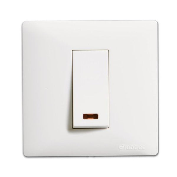 Havells Crabtree Combined Plate – Athena