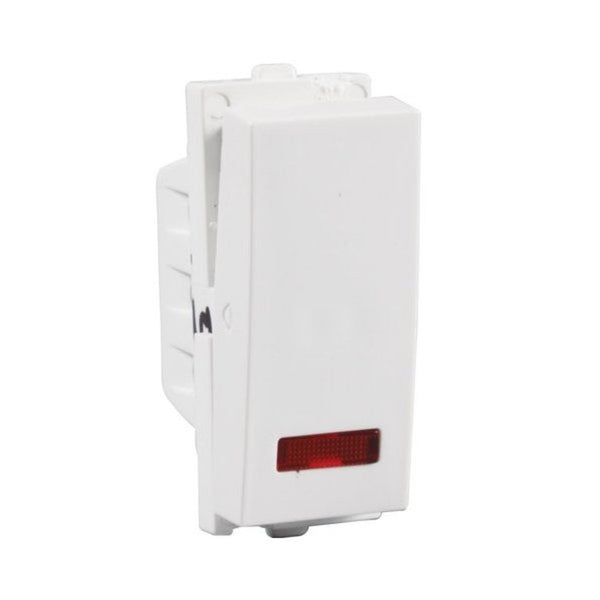 Havells Crabtree Verona 16A 1 Way Switch with Indicator ACVSXIW161