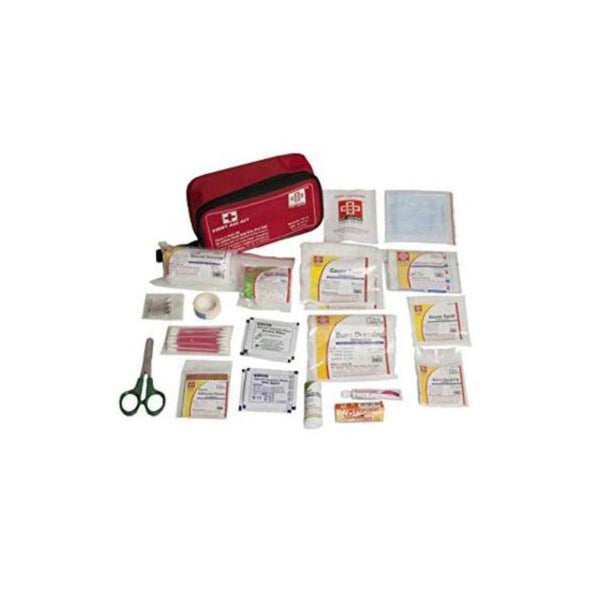 St.John's Travel First Aid Kit Small - Pouch - 23 Components SJF T1