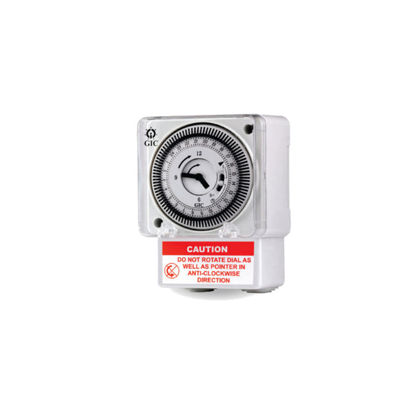 L&T GIC TIME SWITCH J648B1 (ANALOG VERSION)