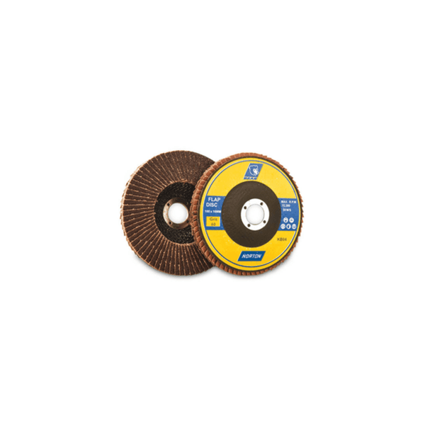 Norton Flap Disc 5 Inch Bear – FP232H (125x 22.23)