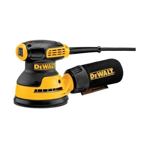 Dewalt-125mm Random Orbit Palm Sander-DWE6421