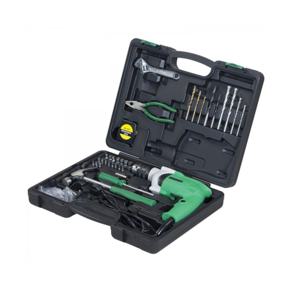 HiKOKI 13mm Impact Drill Tool Kit - DV 13VSS