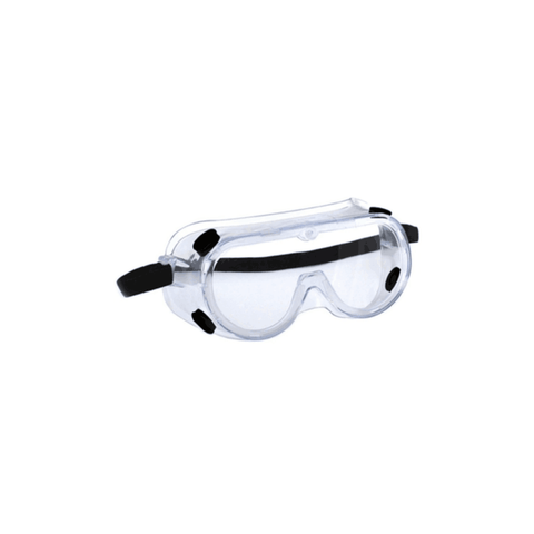 3M Chemical Protection Safety Goggles - 1621 (Pack of 10)