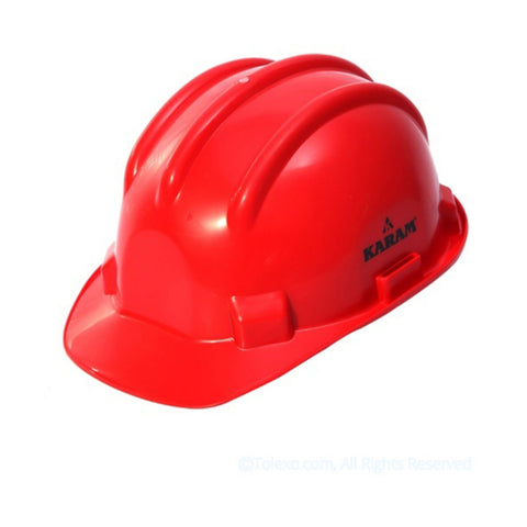 Karam Safety Helmet Strap Type - SHELMET PN501