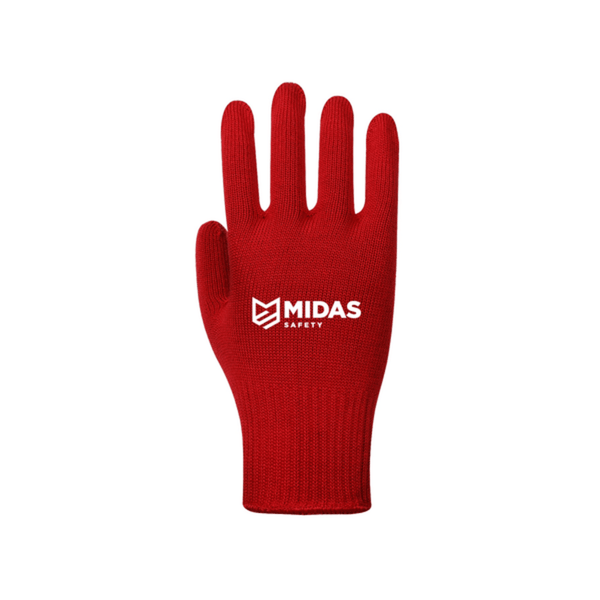 Midas Safety Leather Gloves – 16 Inch