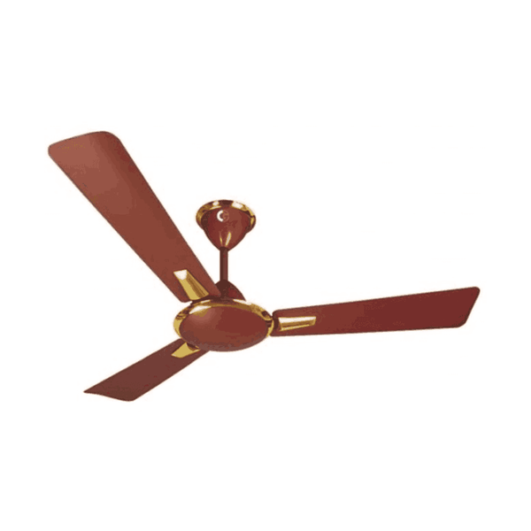 Crompton Aura Ceiling Fan – Brown