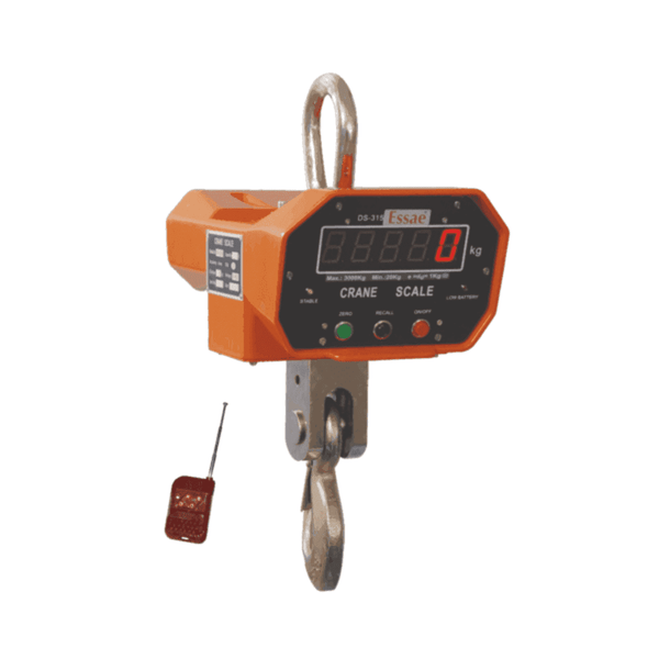 Essae Crane Scale Electronic Weighing Machine 5 Ton- DS-315