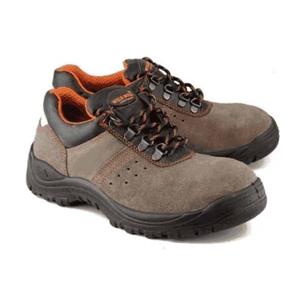 Wild Bull Leather Safety Shoes – Sumo